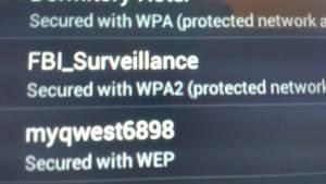 FBI WiFi