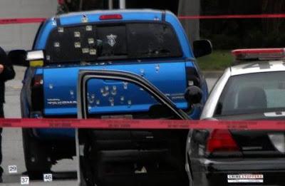 LAPD misfires