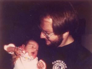 Molly & Dad