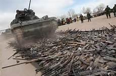 Gun destruction in Mexico
