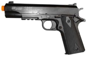 Airsoft SIG Sauer GSR 1911, spring-operated