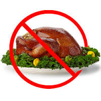 no turkey