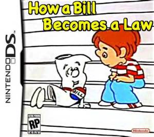 Not THIS Bill!