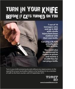 knives UK