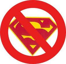 not superman