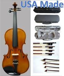 a domestic violin