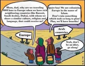 muslim colonists