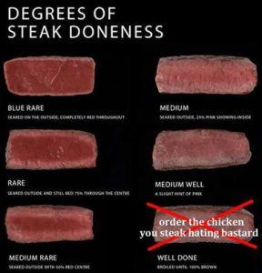 a tamara steak