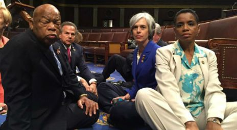 Reuters-Democrats-Sit-In