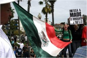 mexican-protesters